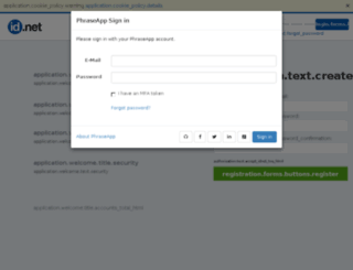 atkisejahtera.id.org screenshot