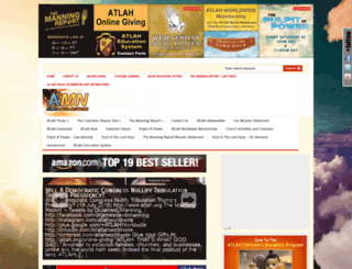 atlahmedianetwork.com screenshot
