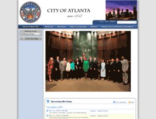 atlantacityga.iqm2.com screenshot