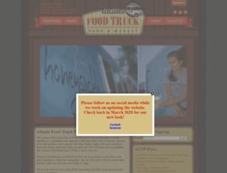 atlantafoodtruckpark.com screenshot