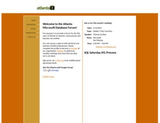 atlantamdf.com screenshot