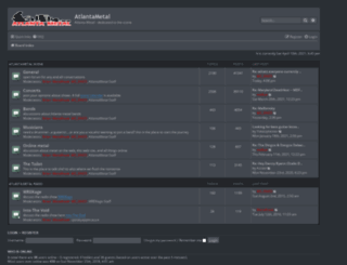 atlantametal.net screenshot