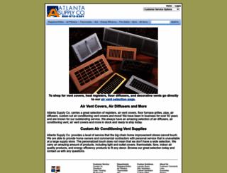 atlantasupply.com screenshot
