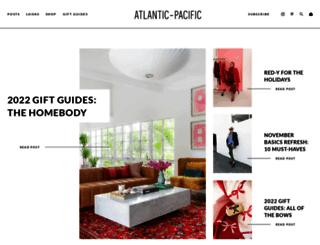atlantic-pacific.blogspot.nl screenshot
