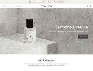 atlantic-theme-organic.myshopify.com screenshot