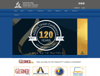 atlantic-union.org screenshot