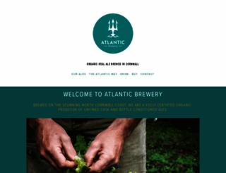 atlanticbrewery.com screenshot