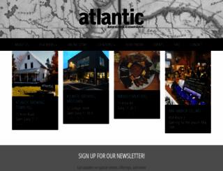 atlanticbrewing.com screenshot