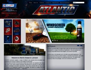 atlanticlubes.com screenshot