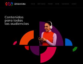 atlantida.com.ar screenshot