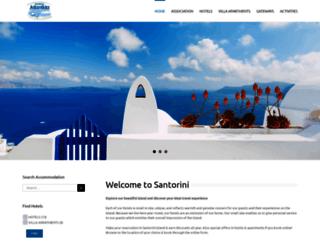 atlantis-santorini.com screenshot
