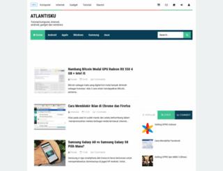atlantisku.com screenshot
