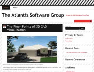 atlantissw.com screenshot
