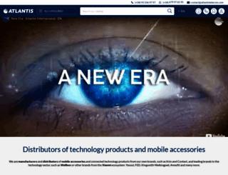atlantistelecom.com screenshot