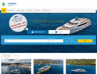 atlas-croatia.com screenshot