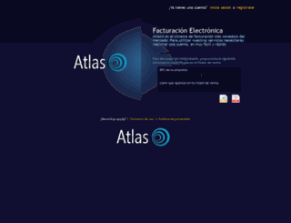 atlas.zeion.net screenshot