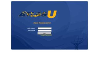 atlasairfo.pelesys.com screenshot