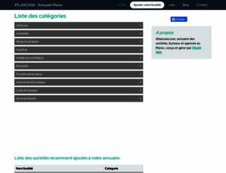 atlascasa.com screenshot