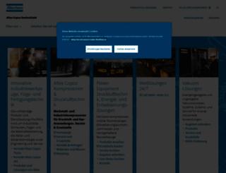 atlascopco.de screenshot