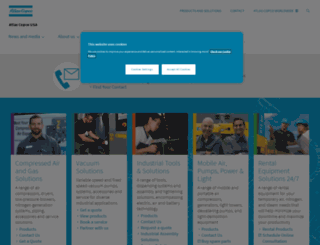 atlascopco.us screenshot