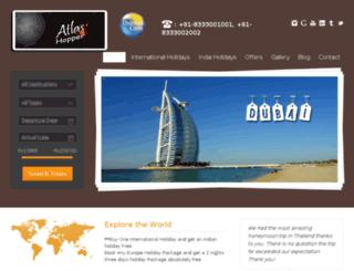 atlashopper.com screenshot
