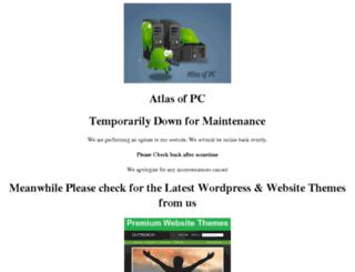 atlasofpc.com screenshot
