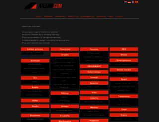 atlemo.com screenshot