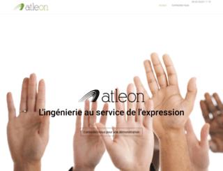 atleon.net screenshot
