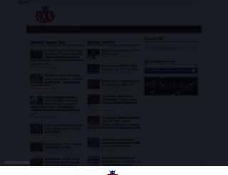 atleticalive.it screenshot
