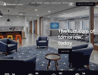 atlofficefurniture.com screenshot