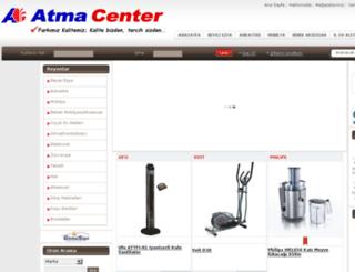 atmacentertr.com screenshot