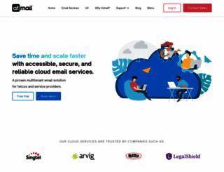 atmail.com screenshot