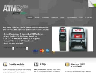 atmcanadainc.com screenshot