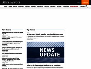 atmoreadvance.com screenshot