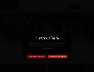 atmosfaira.com screenshot