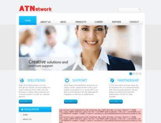 atnetwork.biz screenshot