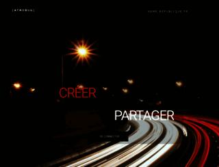 atnobug.fr screenshot