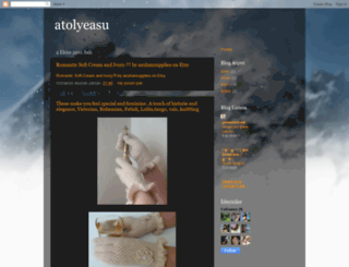 atolyeasu.blogspot.com screenshot