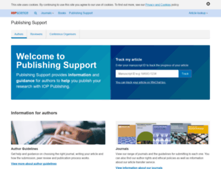 atom.iop.org screenshot