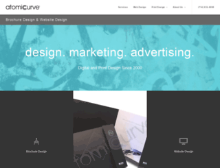 atomiccurve.com screenshot