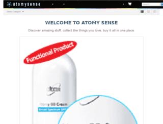 atomysense.com screenshot