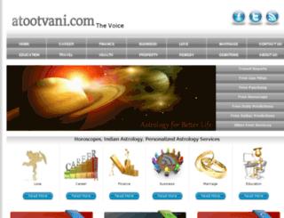 atootvani.com screenshot