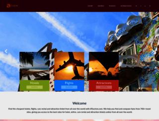 atourism.com screenshot