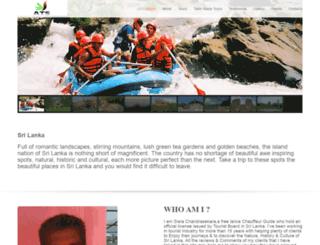 atourwithsisira.com screenshot