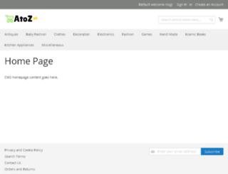 atoz.pk screenshot