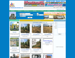 atozkakinadarealestate.com screenshot