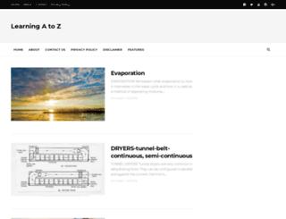 atozstudyzone.blogspot.com screenshot