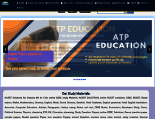 atpeducation.com screenshot