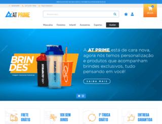 atprime.com.br screenshot
