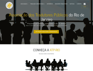 atprio.com.br screenshot